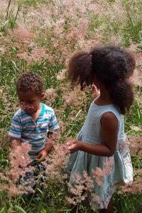 Children Playing at Umusambi Village