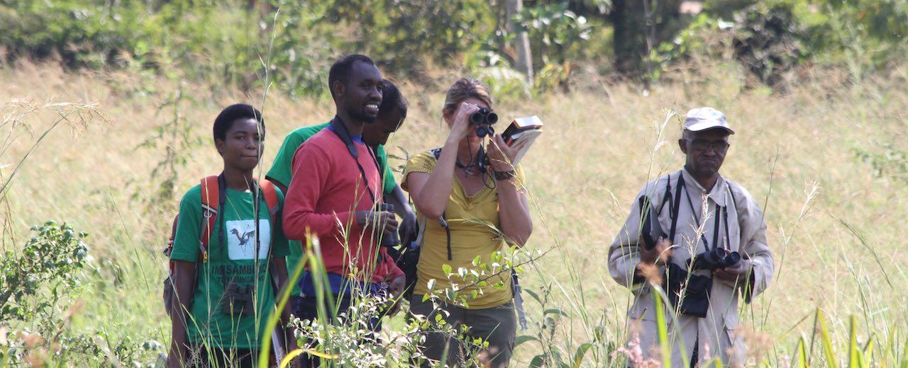 Bird Spotters Umusambi