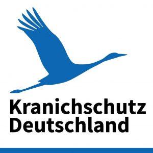 Kranichschutz Deutschland logo